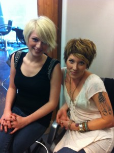 Short haircut examples by Jodi Salvatore, Scottsdale Hair Stylist