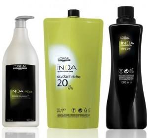 Jodi Salvatore uses L'Oreal INOA Ammonia-Free Professional Hair Color in Scottsdale & Phoenix, Arizona