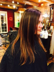 ombré stylist scottsdale hair