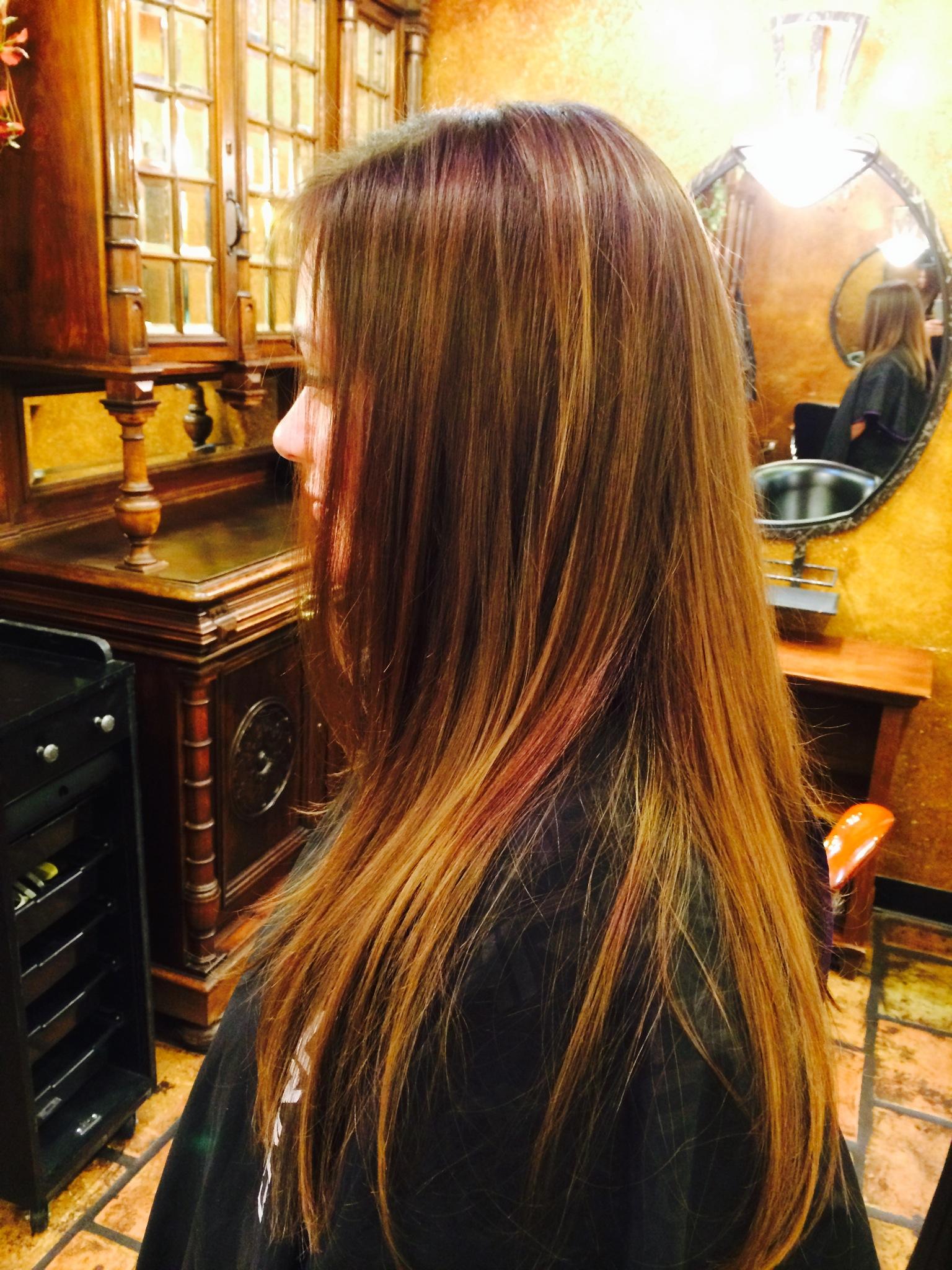 Ombr Sombr Balayage Scottsdale Hair Stylist Jodi Salvatore L